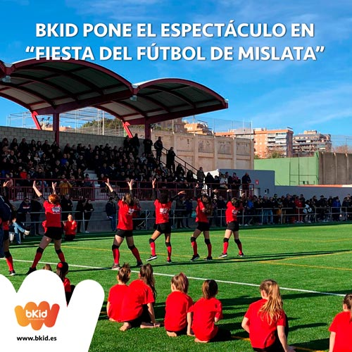 bkid RRSS Inauguracion Campo Futbol Mislata Web