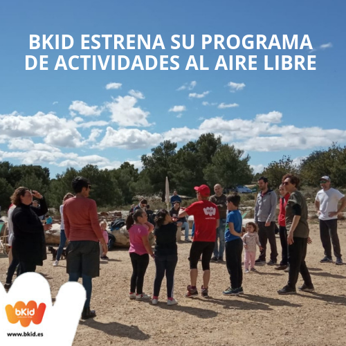 actividades aire libre bkid